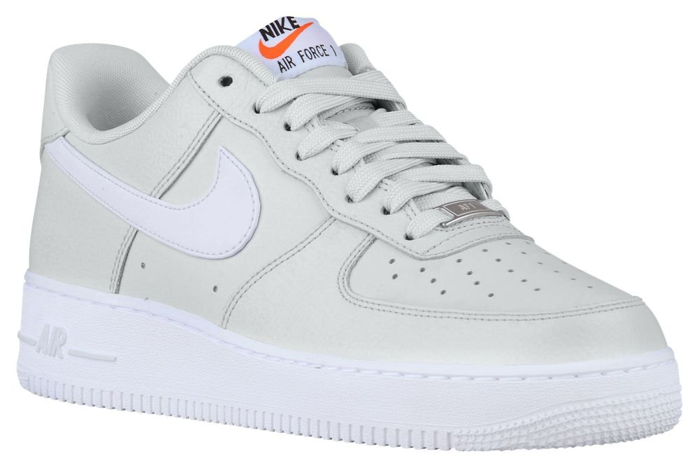 [ナイキ] Nike Air Force 1 Low - メンズ バスケット [並行輸入品] B071K63GG9 US13.0 Pure Platinum/White/Pure Platinum