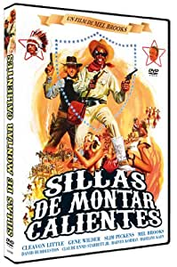 Amazon.com: Sillas De Montar Calientes (Blazing Saddles
