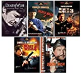 Death Wish 1 / 2 / 3 / 4 / 5 Collection (5 Pack)