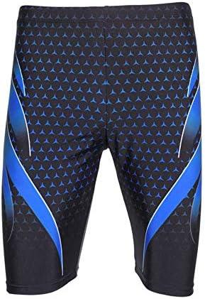 メンズサーフパンツ メンズ水泳パンツブループリントライト快適な水泳パンツ防水SwimmingTrunks男性用 メンズ下着 (Size : XXL)