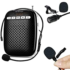 WinBridge Voice Amplifier Portable Recha...