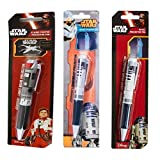 The Home Fusion Disney Star Wars Light Beam Projector Pen Choose from R2D2 Princess Leia Or X Wing Fighter