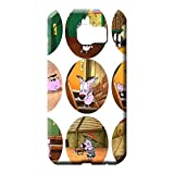 Courage the Cowardly Dog PC Collectibles Mobile Phone back Case For Phone Fashion Design Samsung Galaxy Note 5