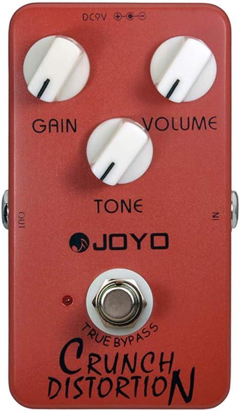 Pedal de efectos de guitarra eléctrica JF-03 Crunch Distortion