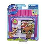LPS Mommy & Babies Littlest Pet Shop Figures Deer & Baby Deer