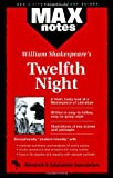 Twelfth Night, Research & Education Association Editors and Frederic Kolman, 0878910557