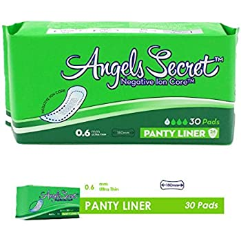 Angels Secret™ Panty Liners (30 Pads)
