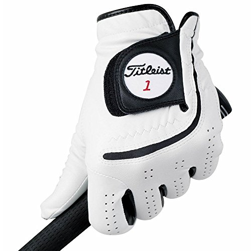 Titleist Mens Players-Flex Golf Gloves Cadet Medium/Large Left