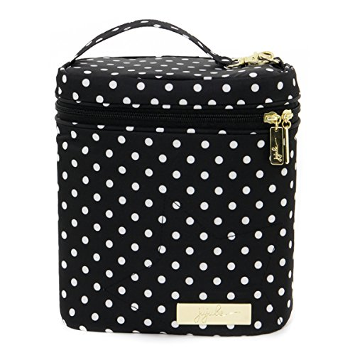 JuJuBe Lunch Bag | Insulated, Reusable Lunch Bag | Classic Collection | Fuel Cell, Dot Dot Dot