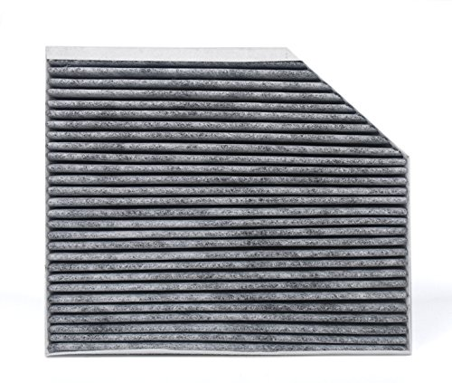 HIFROM New Carbon Cabin Air Filter Replace Part# 8K0819439A (CUK 2450, CF11179) for Audi A4 (2009-2015), A5 (2008-2015), Q5 (2009-2015), S4 (2010-2015), S5, RS5; Porsche Macan : 2015