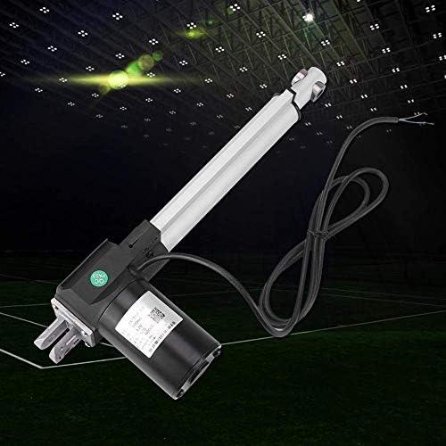 SSY-YU リニアアクチュエータ、薬品オートカー用DC 12Vリニアアクチュエータ6000N最大リフトストローク電動機(450ミリメートル) 電動工具用