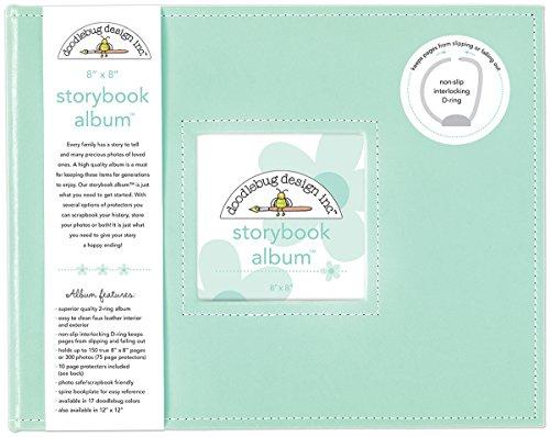 DOODLEBUG 5728 Storybook Album 8