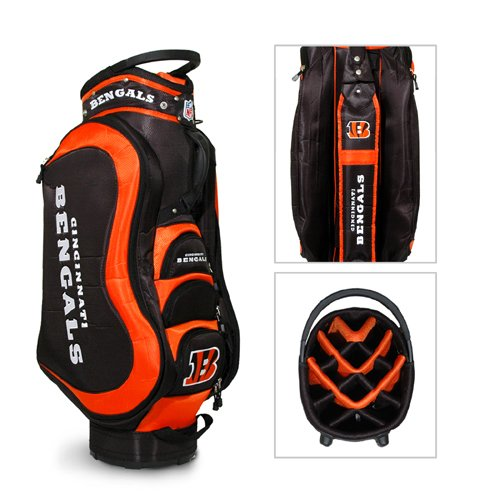Team Golf NFL Medalist Cart Bag by Team Golf