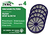 dyson hepa filter dc15 - 4 Dyson DC07, DC14, DC15 HEPA Filter Generic Part By ZVac. Replaces Part Numbers 90142002, 975, F975 Fits: DC07, DC14, DC15 Animal, All Floors, DC07, DC14, Full Gear, Low Reach, DC15 Total Clean.