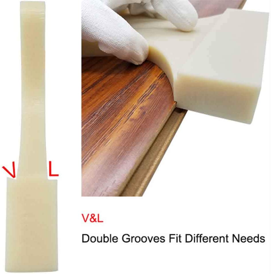 RICH Laminate Wood Flooring Tapping Block Laminate Wood Flooring Installation Tool