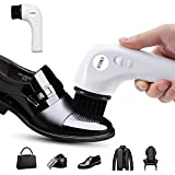 Best Electric Shoe Polishers - Electric Shoe Polisher,Auhko Portable Handheld Rechargeable Leather Shoe Review