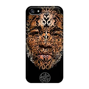 DqQJZgG4176IxlKT Tpu Phone Case With Fashionable Look For Iphone 5/5s - Lupe Fiasco