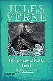 Die geheimnisvolle Insel: Alle drei Bände, mit den Illustrationen der Originalausgabe
