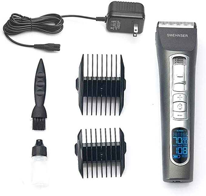 Maquina depilar hombre de pelar barbero afeitadora Juego De ...