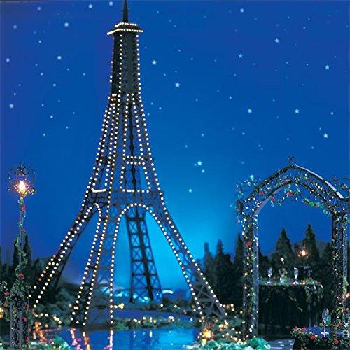 C'est Magnifique! Eiffel Tower Kit - 17'2'' High x 8 1/2' Wide and Deep