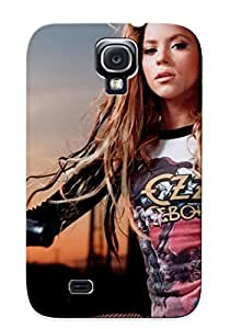 Awesome Design Shakira Hard Case Cover For Galaxy S4(gift For Lovers)