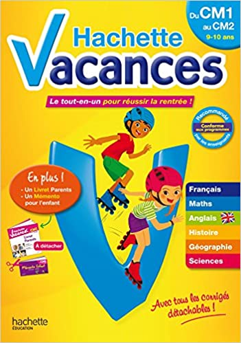 Amazon Fr Hachette Vacances Cm1 Cm2 Daniel Berlion Ann
