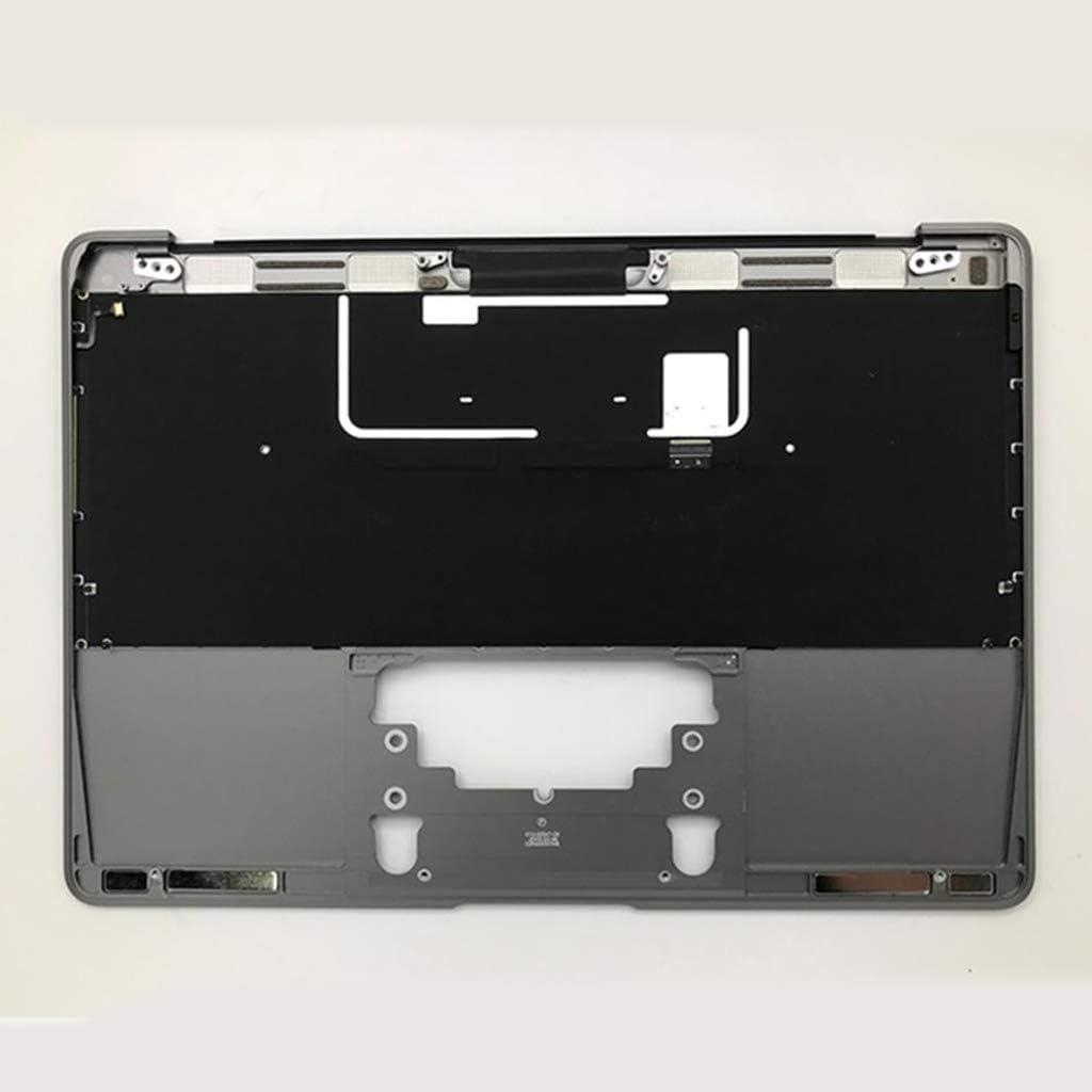 #N/A Tastiera Retroilluminata di Ricambio per Layout Inglese UK per Air Retina A1534 - Oro Rosa Inglese Americano Grigio Inglese UK