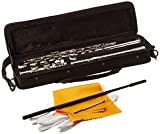 Merano Nickel Silver Color Flute for Student Band Beginners