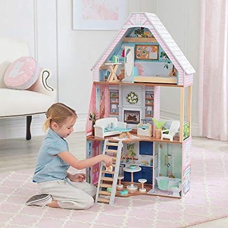 Matilda dollhouse miniature book