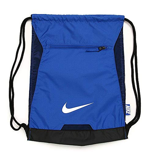 (Nike Men's Alpha Gym Sack (Game Royal)