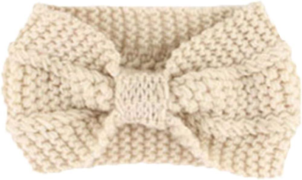 RESHOW Fasce per Capelli Donna Elastica Turbante Fascia Capelli Cerchietti Annodato Fasce Accessori Capelli