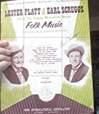 Lester Flatt & Earl Scruggs With the Foggy Mountain Boys: Folk Music With an Overdrive