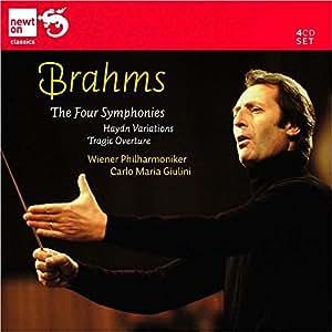Brahms: The Complete Symphonies; Tragic Overture; Haydn Variations