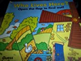 Who Lives Here?, Janice Green, 0681415517
