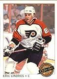 1992 OPC Premier Hockey Card (1992-93) #102 Eric Lindros Near Mint/Mint