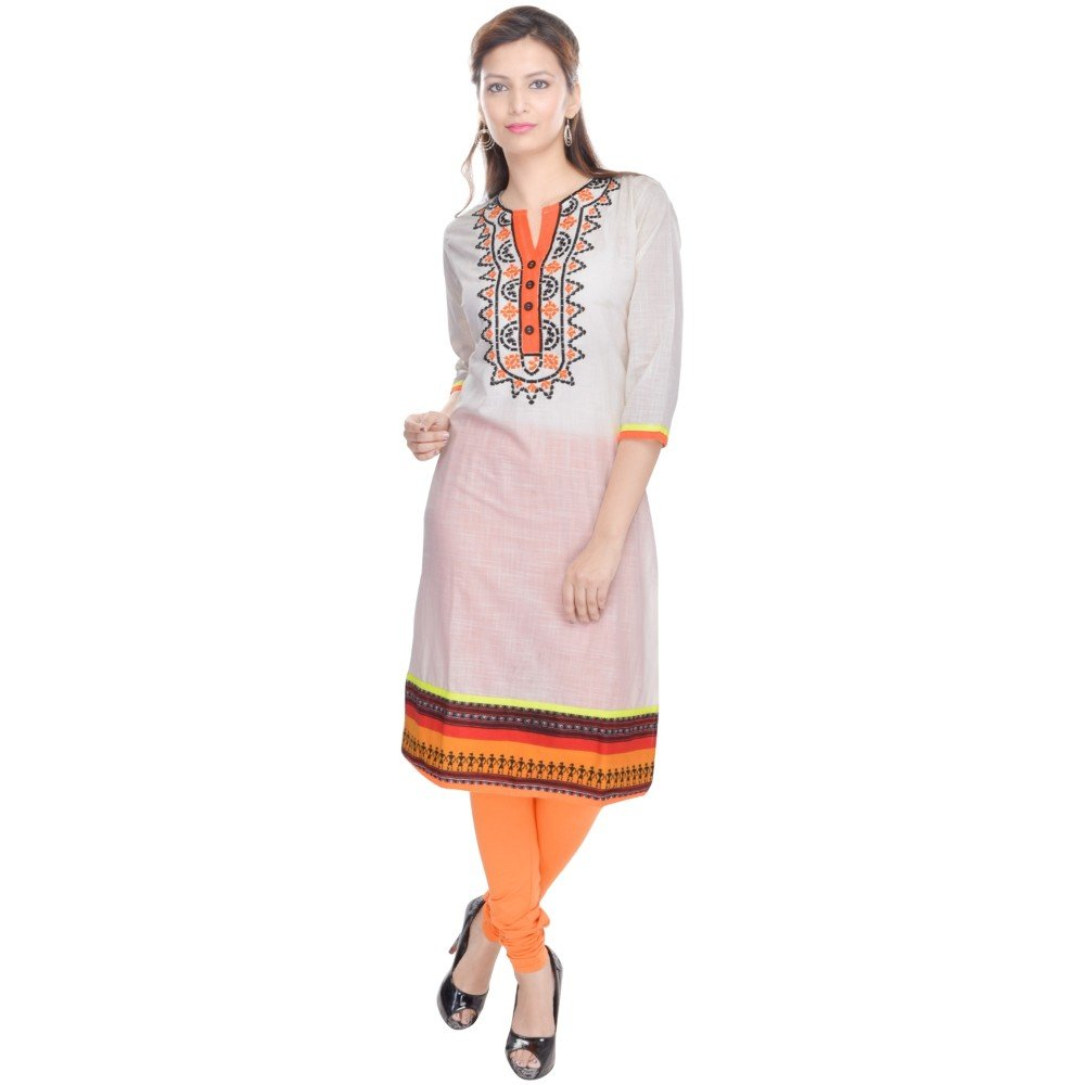 Vihaan Impex Designer Casual Wear Indian Kurti Collection for Womens