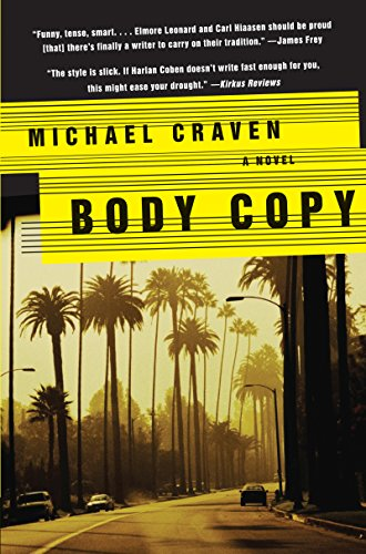 Body Copy: A Novel cover