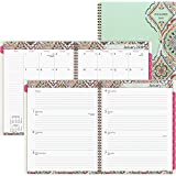 at-A-Glance Weekly/Monthly Planner, January 2019 - December 2019, Large Size, Marrakesh, Light Green (182-905)
