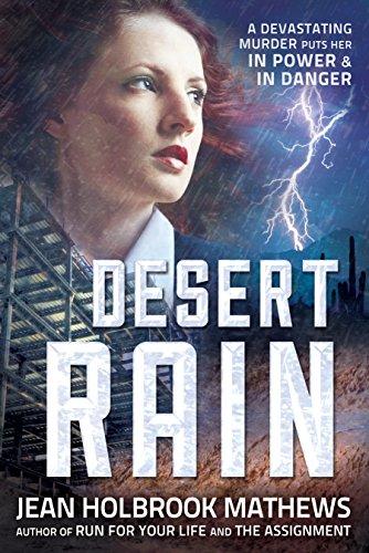 Desert Rain by [Mathews, Jean Holbrook]