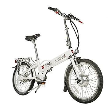 toppedo Saller kadanie eléctrico de bicicleta plegable de aluminio, 1 de marchas, 6,