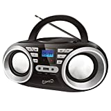 Supersonic SC-506 Bluetooth Boombox 2