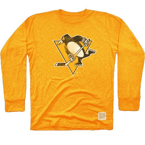 NHL Men's Long Sleeve Tri-Blend Tee – DiZiSports Store