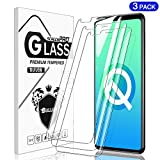 [3 Pack] Buluby Screen Protector for Google Pixel 4, Tempered Glass [HD-Clear][Anti-Scratch] [Case Friendly] with Lifetime Replacement Warranty