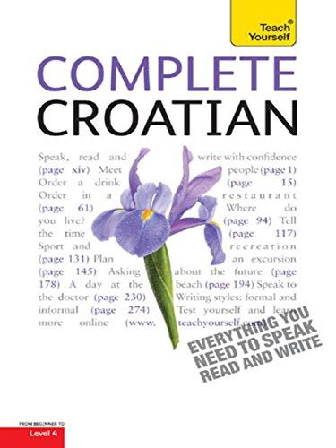 Complete Croatian Beginner to Intermediate Course: Enhanced Edition
