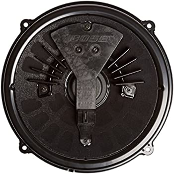 Image of ACDelco 25950303 GM Original Equipment Rear Radio Speaker Coaxial Speakers