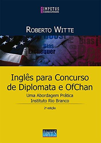 Inglês Para Concursos de Diplomata e Ofchan