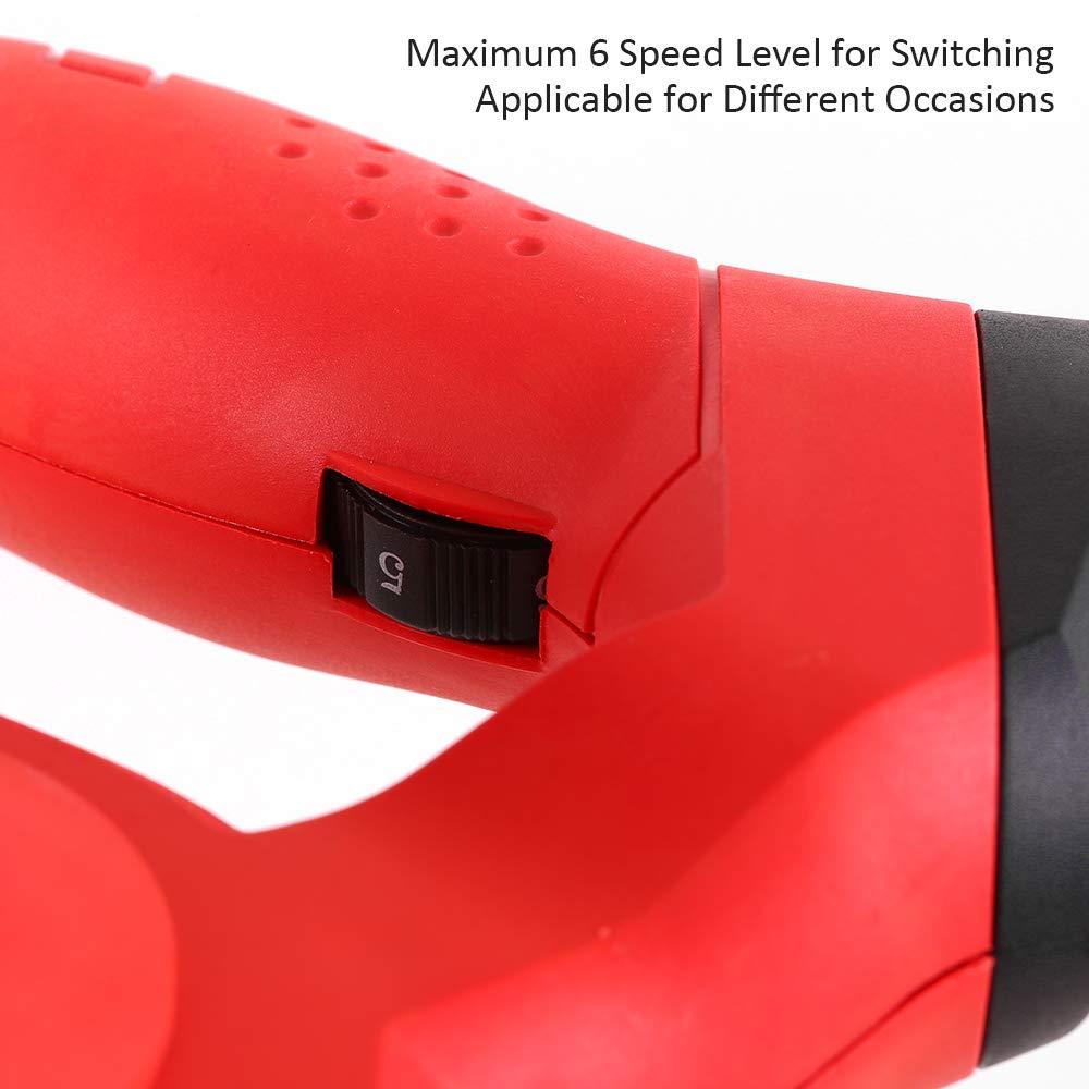 M/élangeur de Peintures 60hz 6-vitesse pour Mortiers Peinture Coulis de Boue Agitateur /électrique de Beton 220V 2100W Tenu Dans la Main Agitateur 50