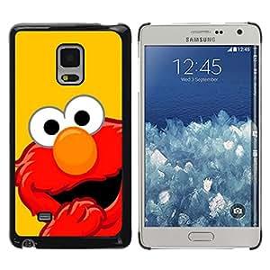 All Phone Most Case / Oferta Especial Duro Teléfono Inteligente PC Cáscara Funda Cubierta de proteccion Caso / Hard Case Samsung Galaxy Mega 5.8 // FUNNY - RED MOP