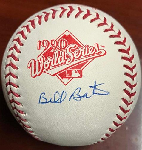 hed Rawlings Official 1990 World Series Baseball VERY RARE ()