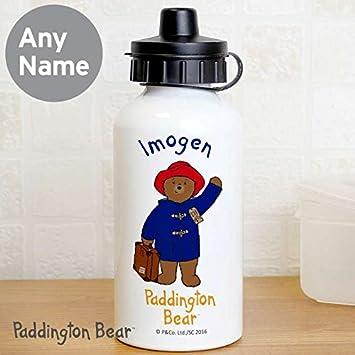 Paddington Bär Paddington Bär personalisierbar Getränke Flasche ...